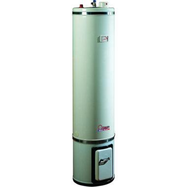 Boiler pe lemn cu rezestenta electrica Omega, SX0080C2V, 80 l